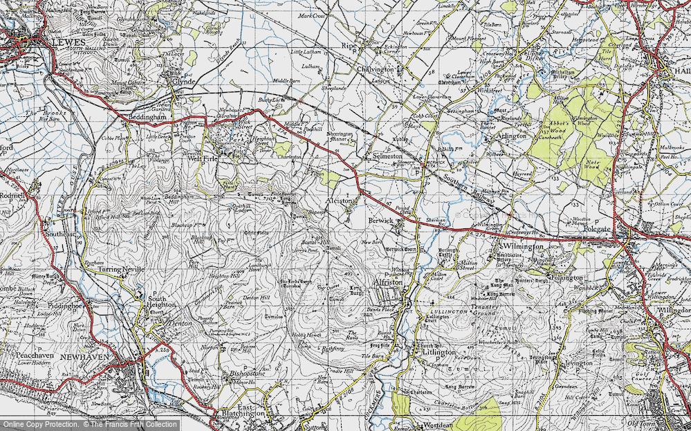 Alciston, 1940