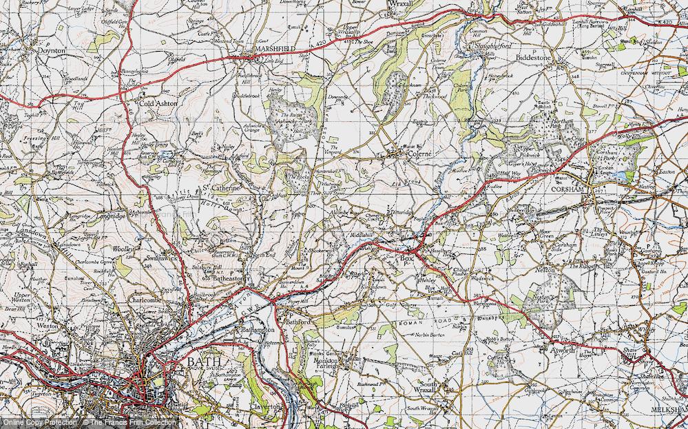 Alcombe, 1946