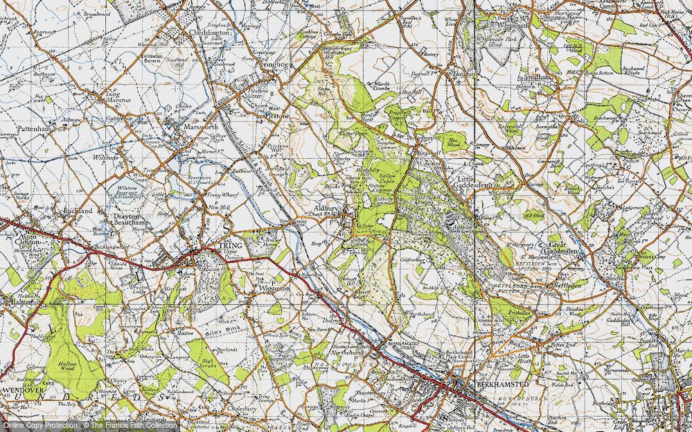 Aldbury, 1946