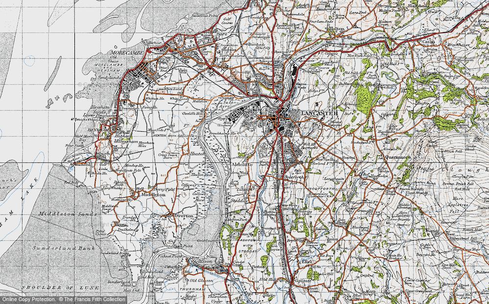 Aldcliffe, 1947