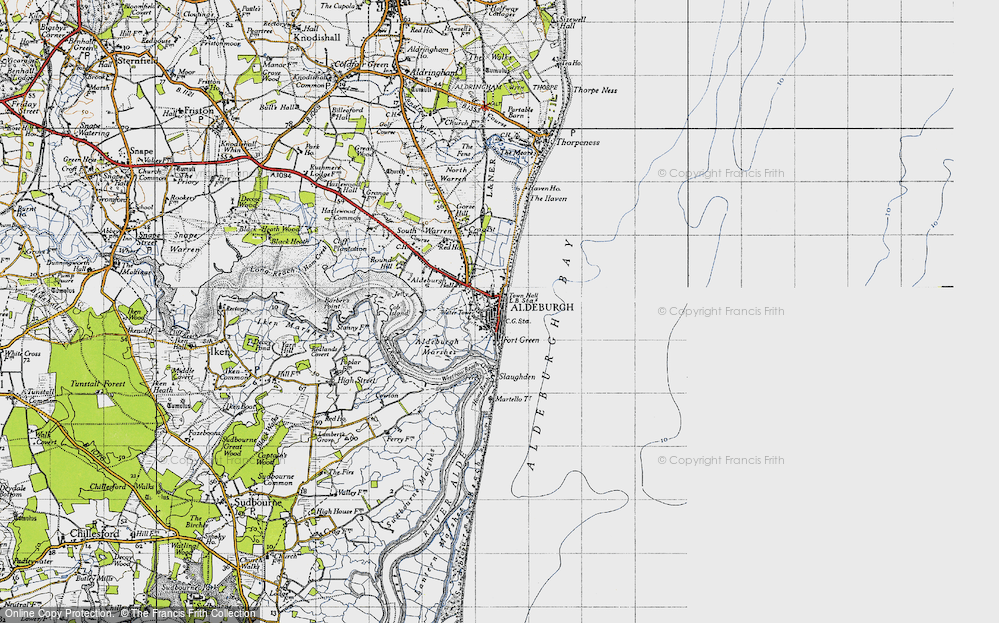 Aldeburgh, 1946