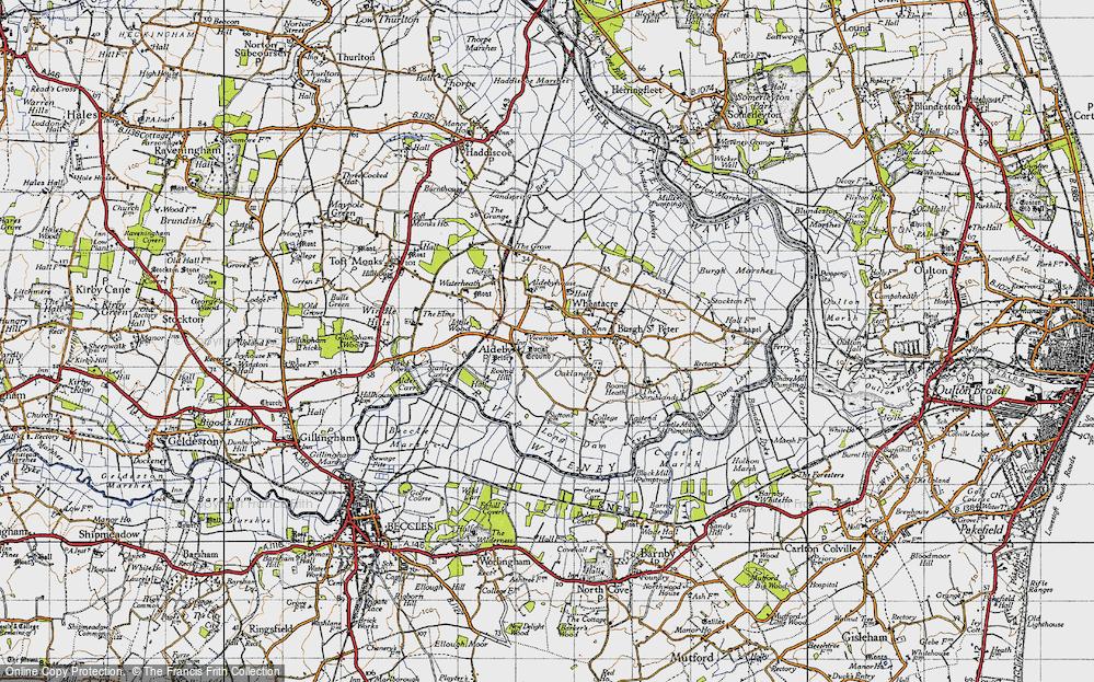 Aldeby, 1946
