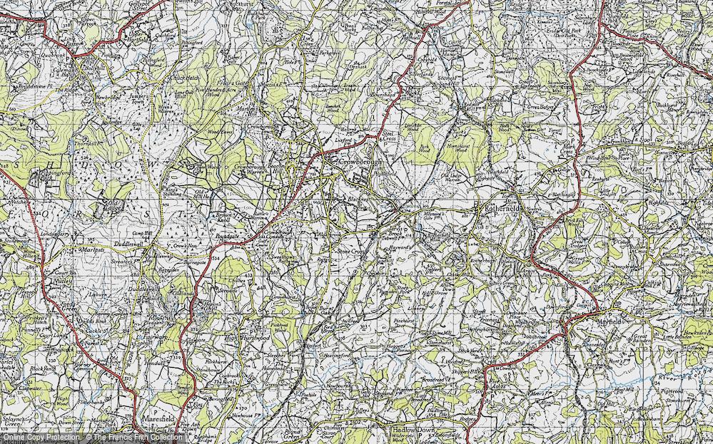 Alderbrook, 1940