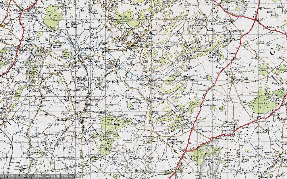 Alderley, 1946