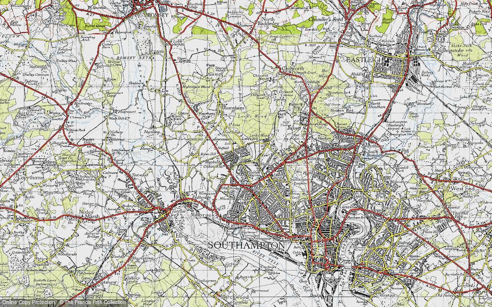 Aldermoor, 1945