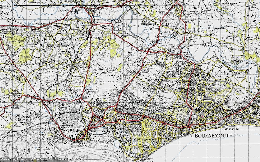 Alderney, 1940
