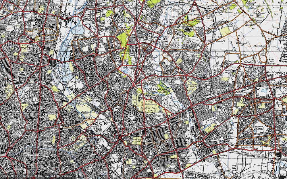 Aldersbrook, 1946