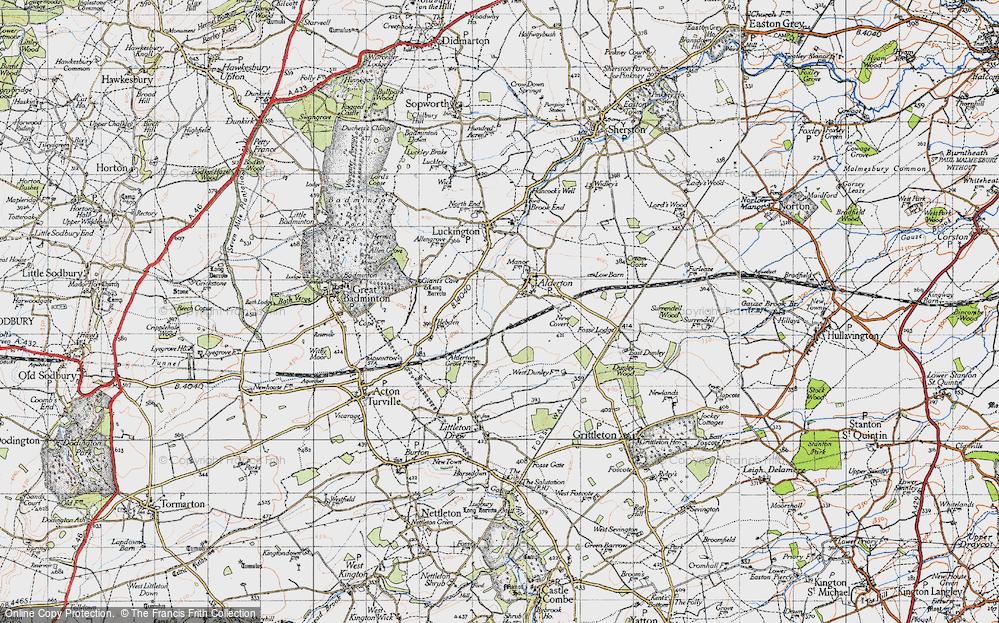 Alderton, 1946