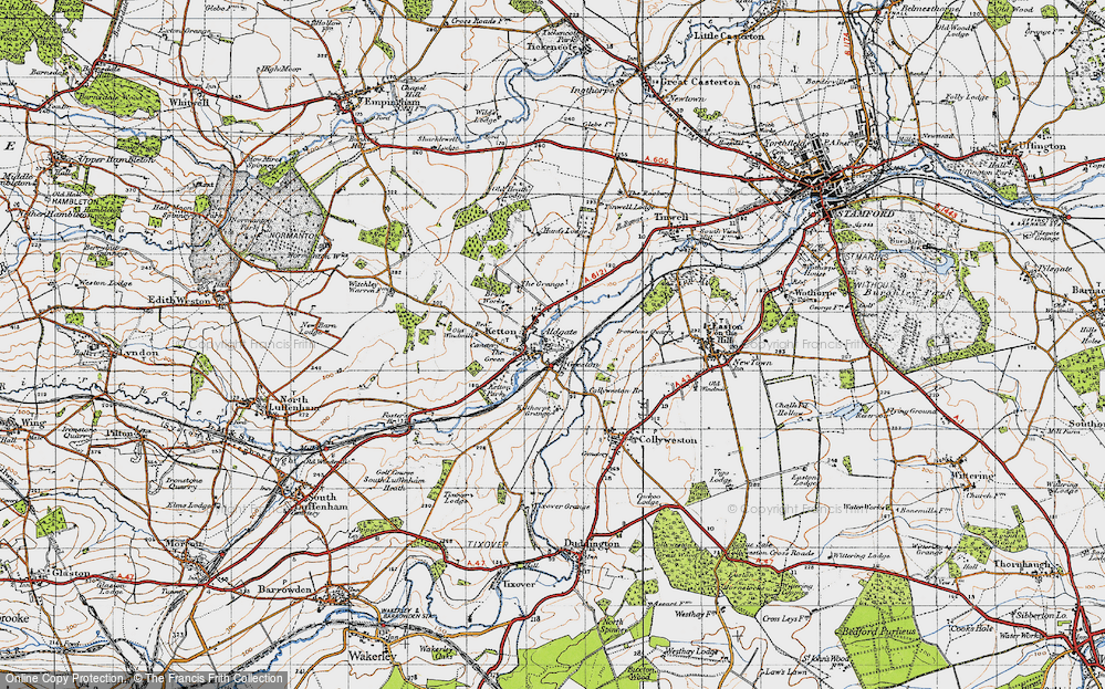 Aldgate, 1946