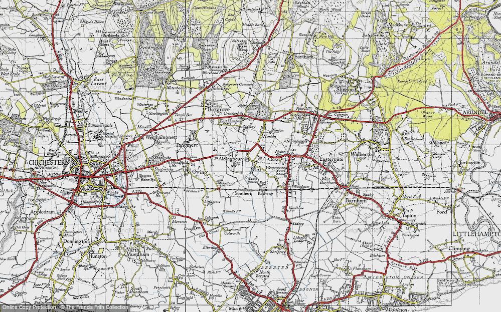 Aldingbourne, 1945