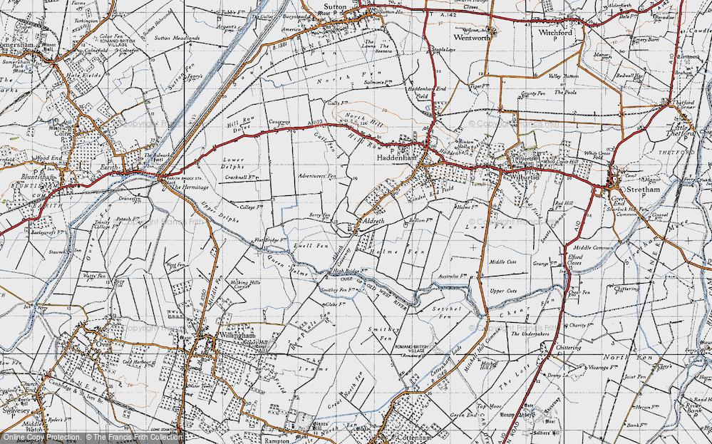 Aldreth, 1946