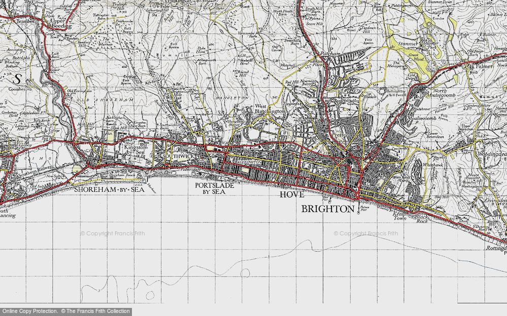 Aldrington, 1940
