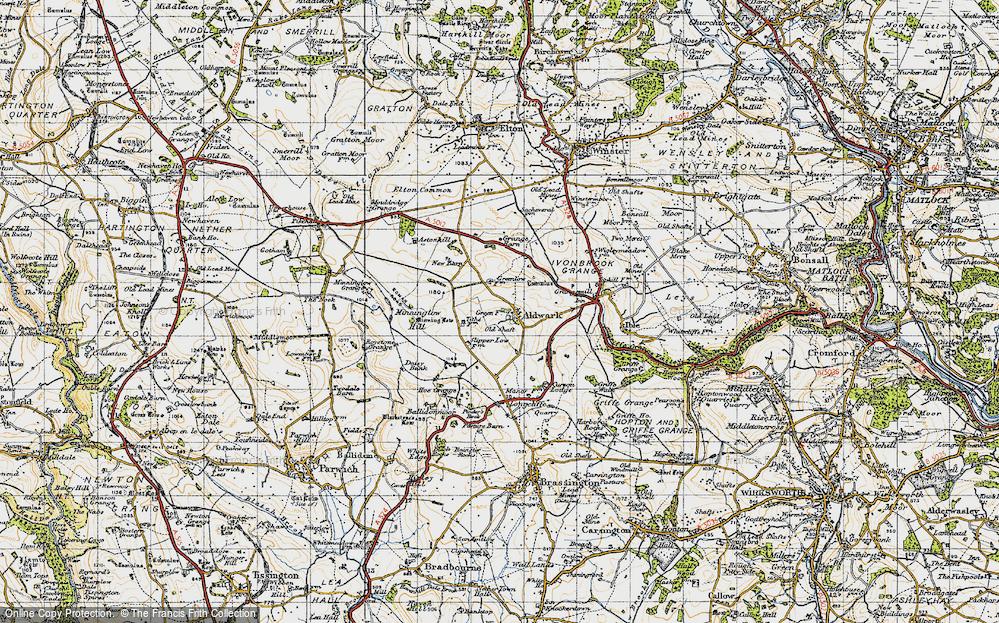 Aldwark, 1947