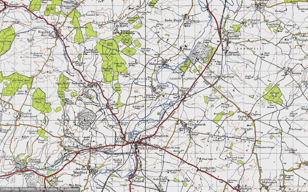 Aldwincle, 1946