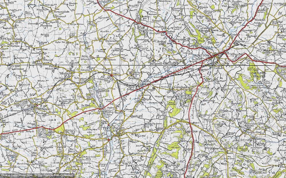 Alfington, 1946
