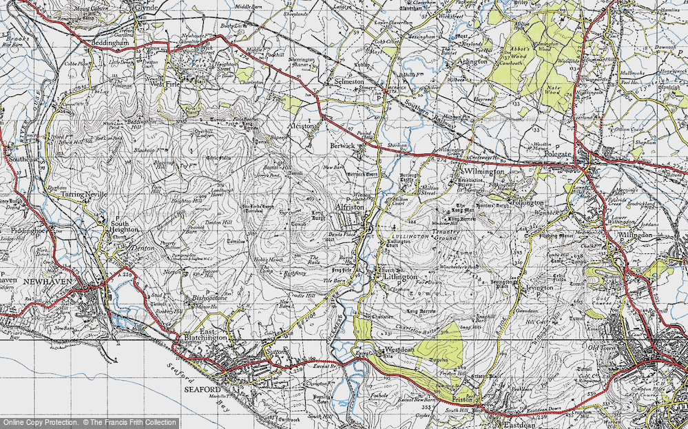Alfriston, 1940