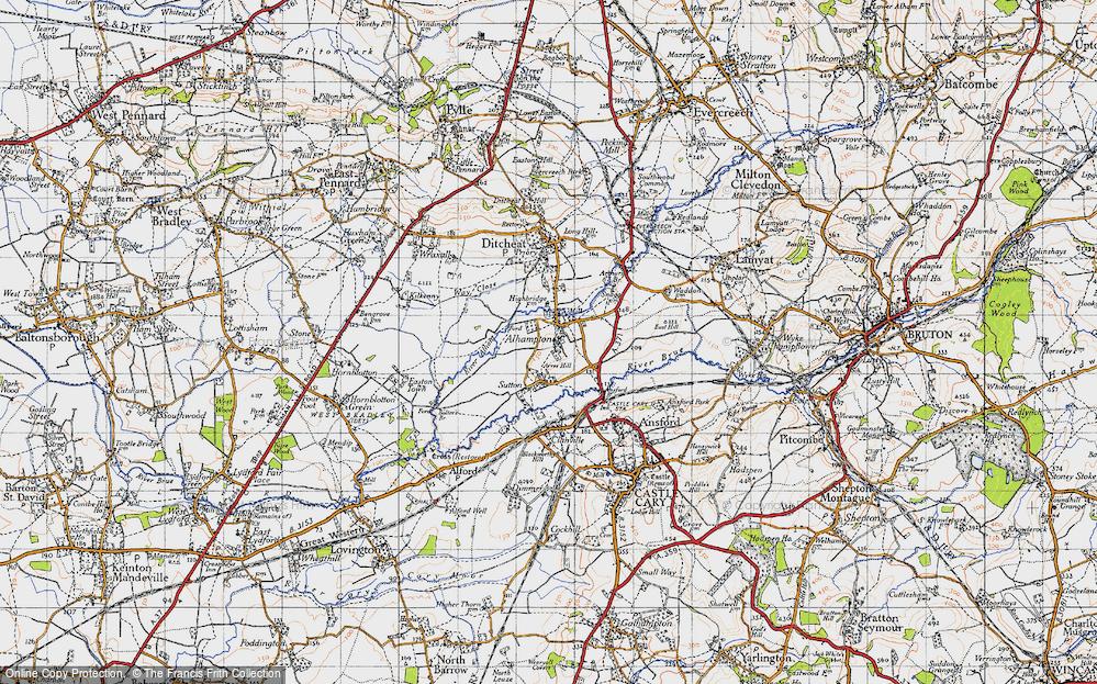 Alhampton, 1946
