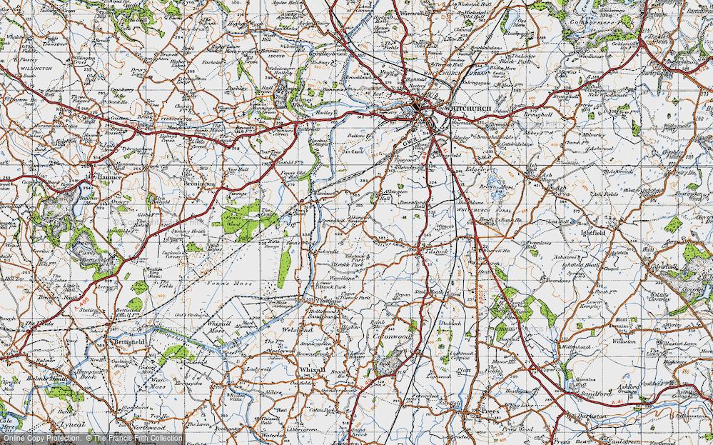 Alkington, 1947