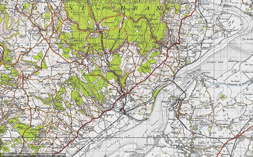 Allaston, 1946