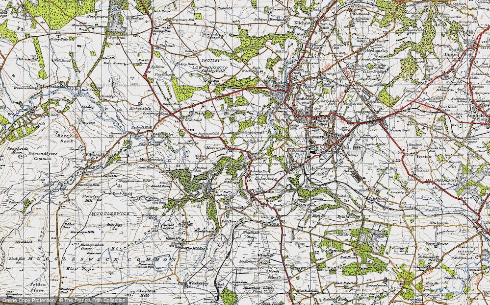 Allensford, 1947