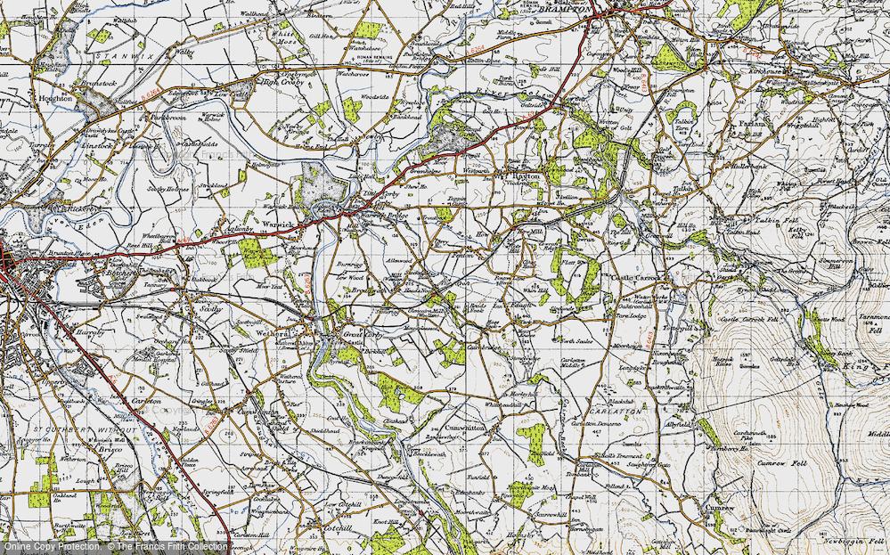 Allenwood, 1947