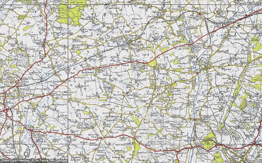 Allercombe, 1946