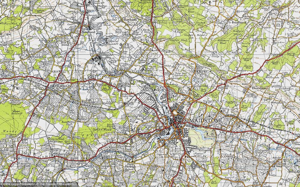 Allington, 1946