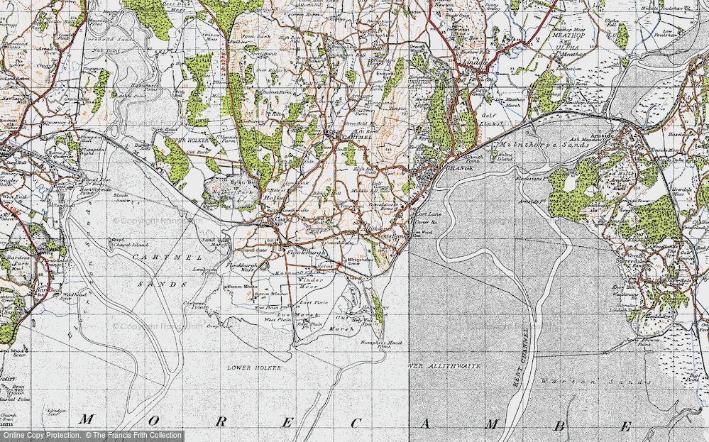 Allithwaite, 1947