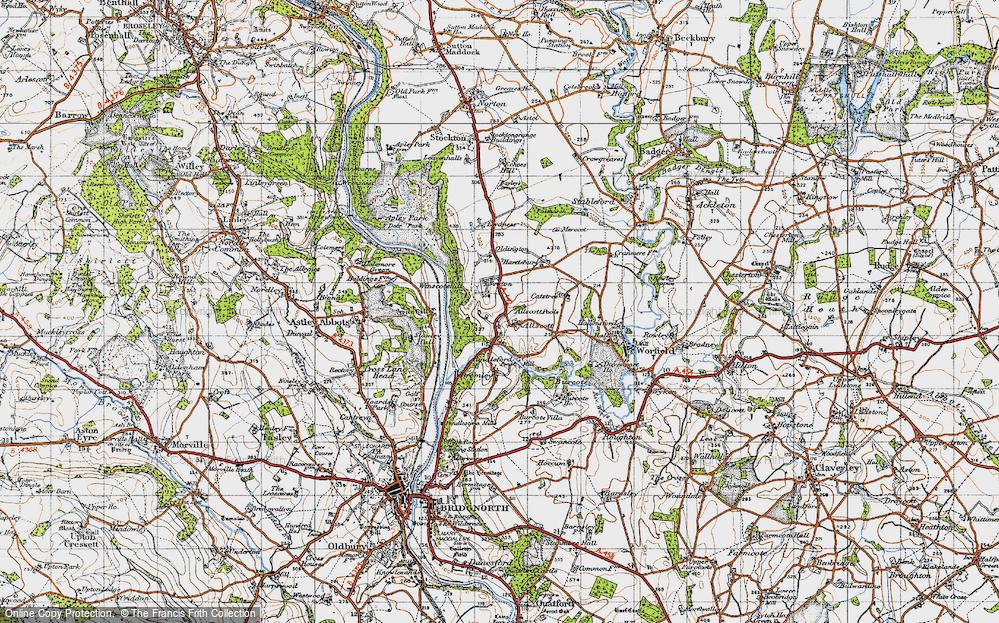 Allscott, 1946