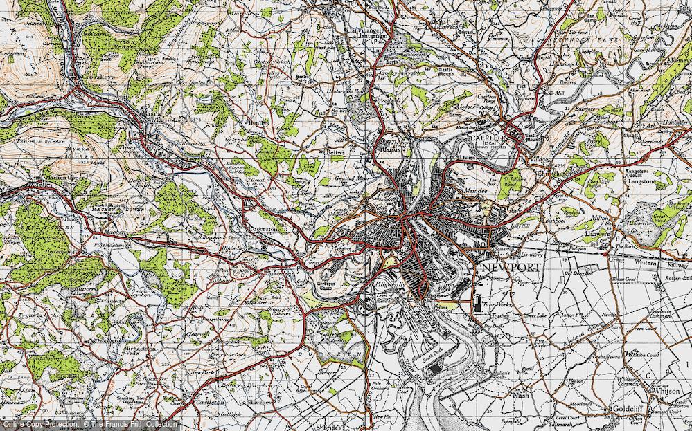 Allt-yr-yn, 1946