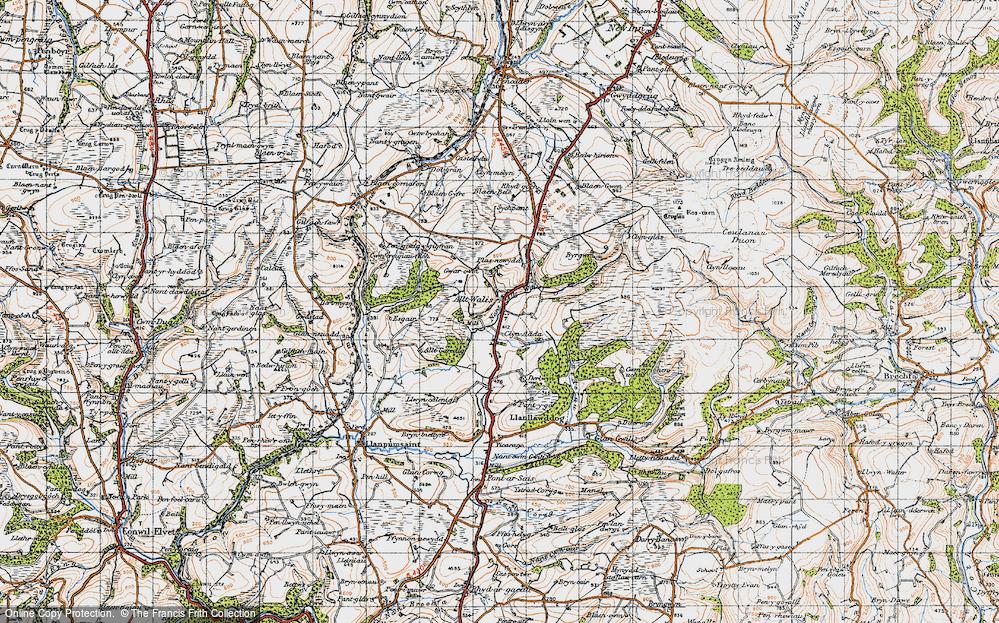 Alltwalis, 1946
