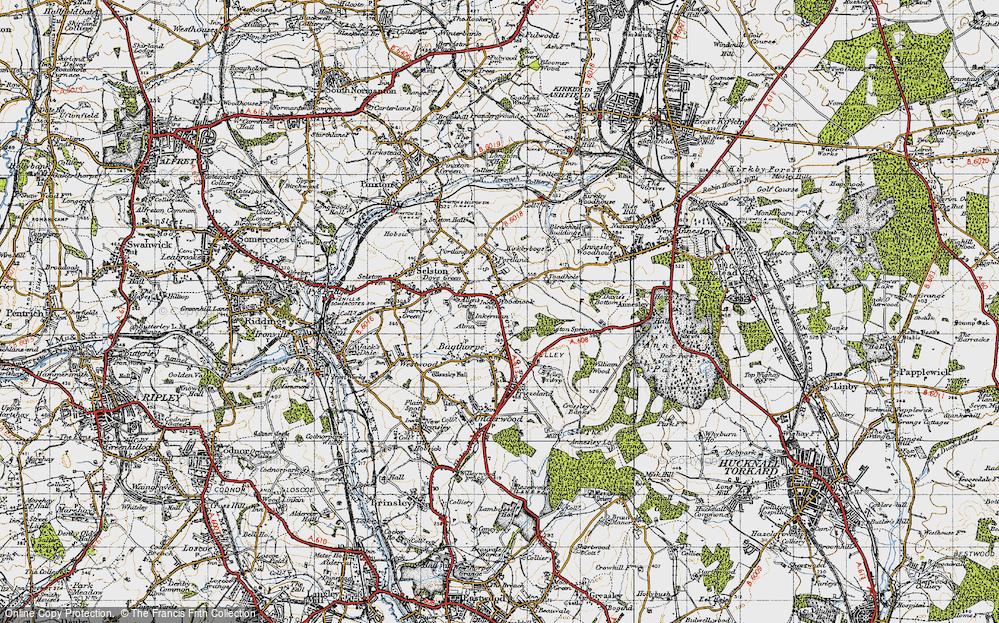 Alma, 1946