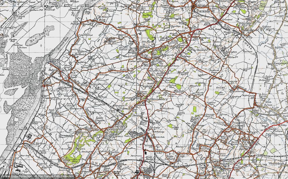 Almondsbury, 1946