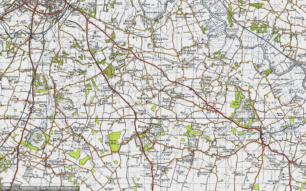 Alpington, 1946