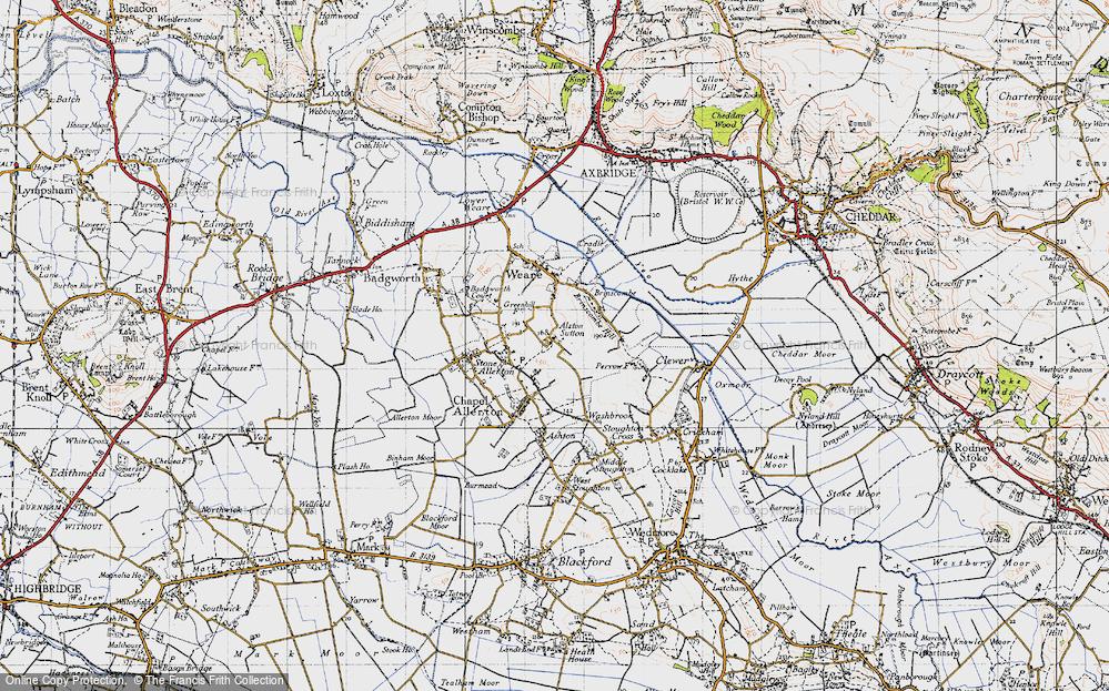 Alston Sutton, 1946