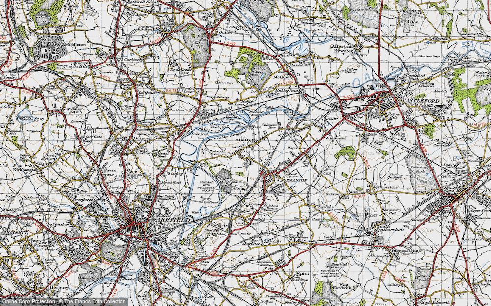 Altofts, 1947