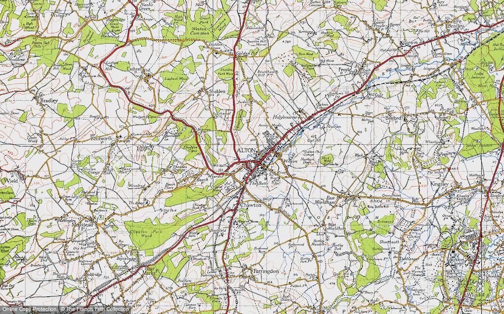 Alton, 1940