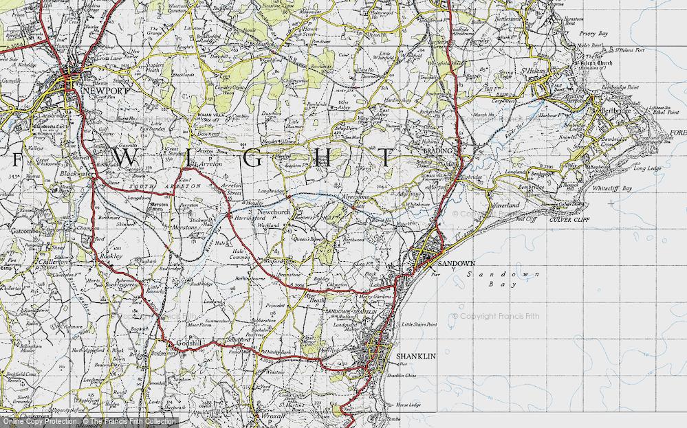 Alverstone, 1945