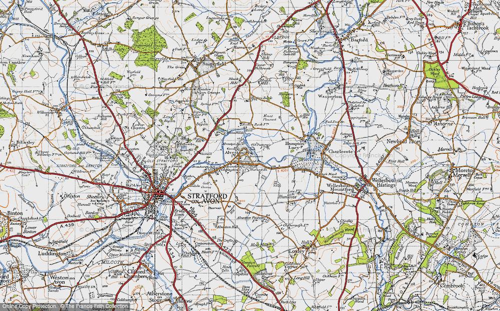 Alveston, 1947