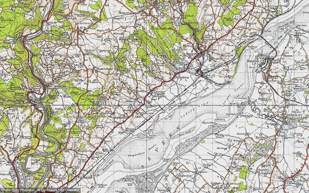 Alvington, 1946