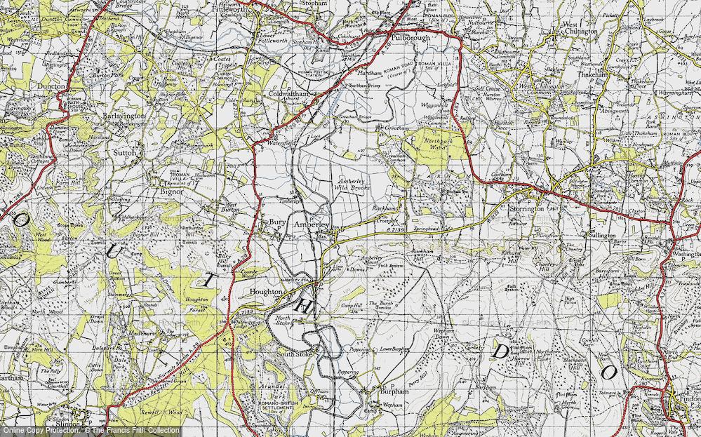 Amberley, 1940