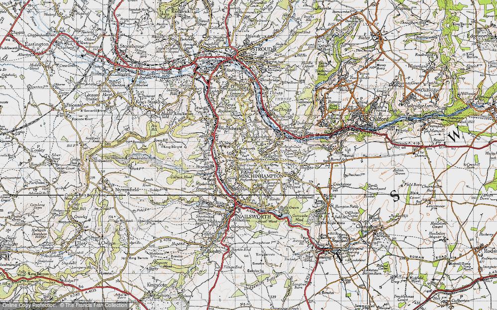 Amberley, 1946