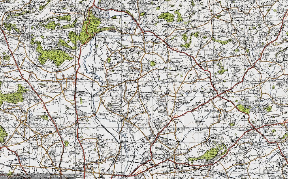 Amberley, 1947