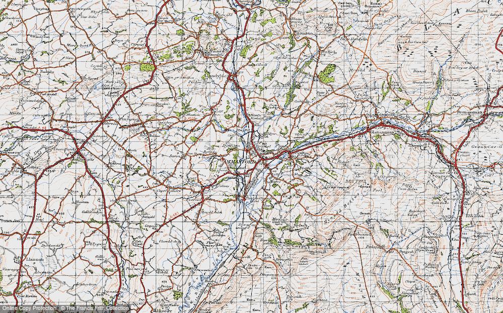 Ammanford, 1947