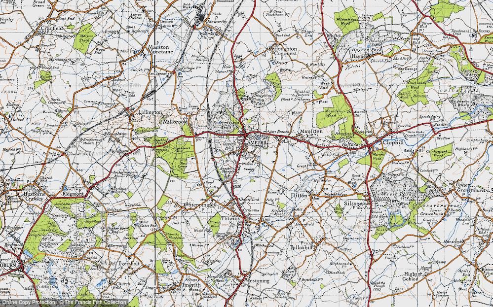 Ampthill, 1946