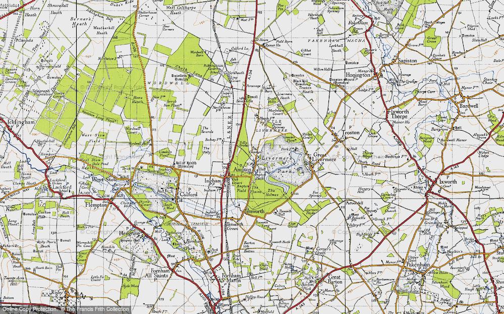 Ampton, 1946
