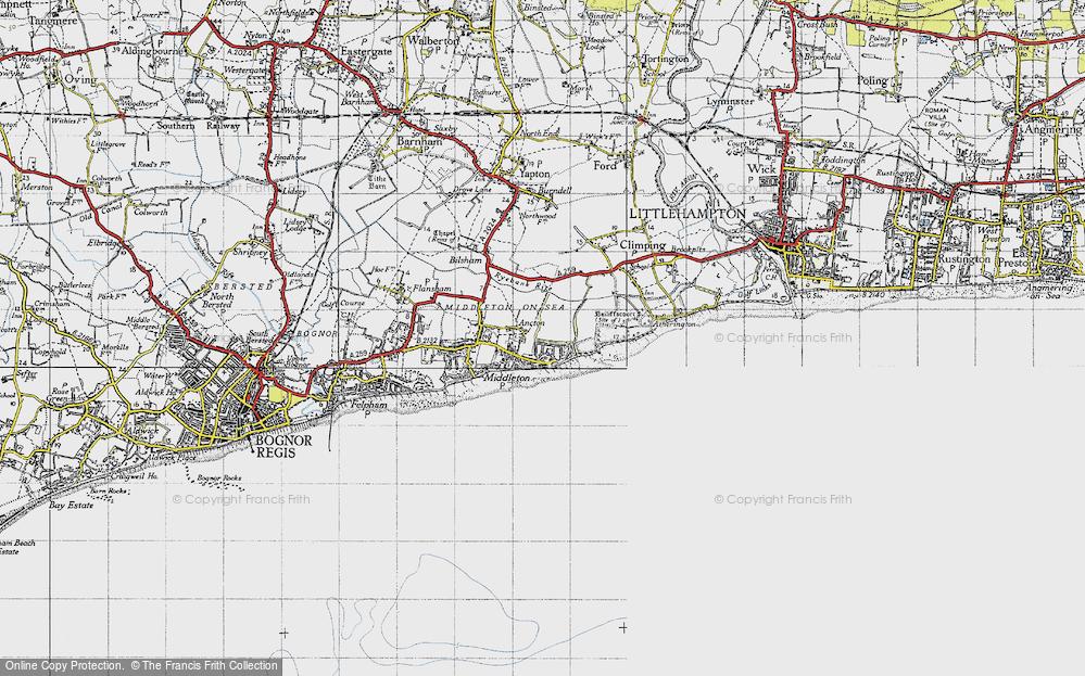 Ancton, 1945