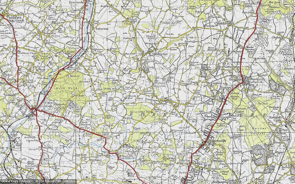 Anthill Common, 1945