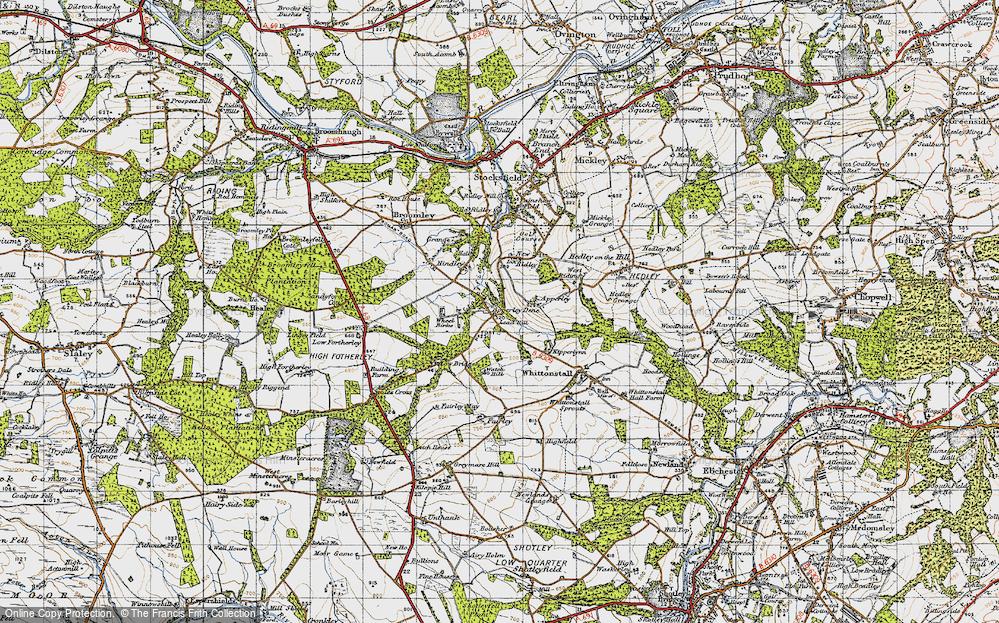Apperley Dene, 1947