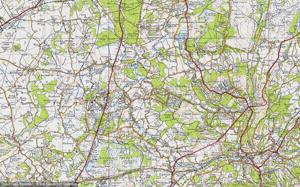 Arford, 1940